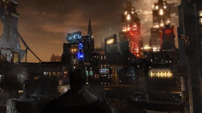 BatmanOriginsCity